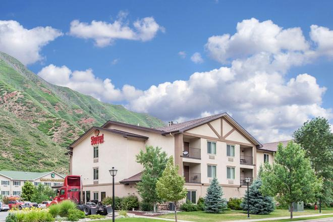 Glenwood Suites Ascend Hotel Collection - Glenwood Springs - Rakennus