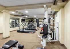 Glenwood Suites Ascend Hotel Collection - Glenwood Springs - Kuntosali