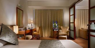 Gala Hotel - Taipei City - Bedroom