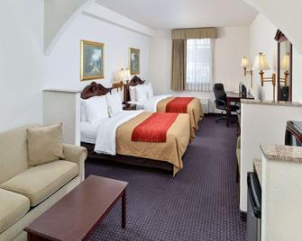 Comfort Inn & Suites - Riverton - Schlafzimmer