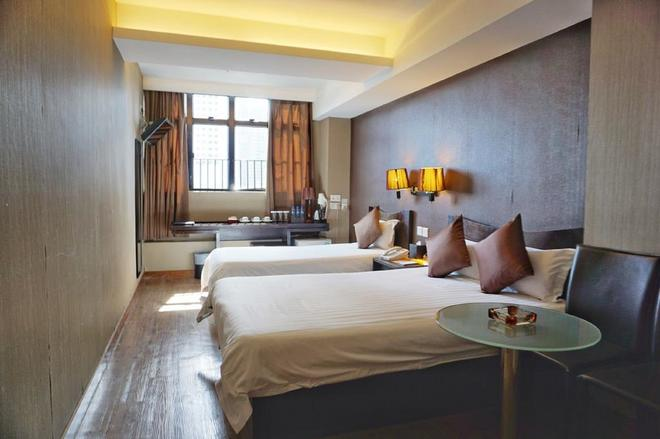 Sunny Day Hotel Tsim Sha Tsui - Hong Kong - Bedroom