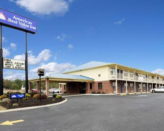 Americas Best Value Inn Athens, Tn - Athens - Building