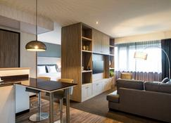 Adagio Amsterdam City South - Амстелвен - Living room