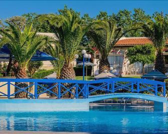 Filerimos Village - Ialysos - Pool
