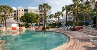 SpringHill Suites by Marriott Orlando Lake Buena Vista South - Kissimmee - Pool