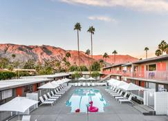 Skylark Hotel - Palm Springs - Zwembad