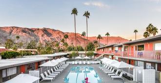 Skylark Hotel - Palm Springs - Bể bơi