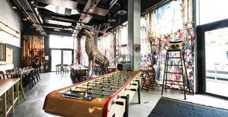 Mob Hotel Lyon Confluence - Λυών - Εστιατόριο
