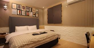 25 小時飯店 2 - 釜山 - 臥室