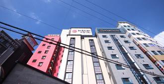 25 Hours Hotel - Busan - Rakennus