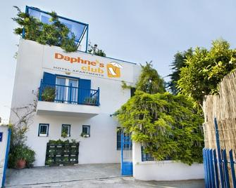 Daphne's Club Hotel Apartments - Xylókastro - Edificio