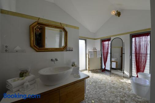 Ringhotel Alpenhof - Augsburg - Bathroom