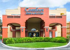Comfort Inn & Suites San Francisco Airport North - South San Francisco - Rakennus
