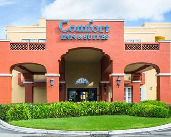Comfort Inn & Suites San Francisco Airport North - South San Francisco - Bâtiment