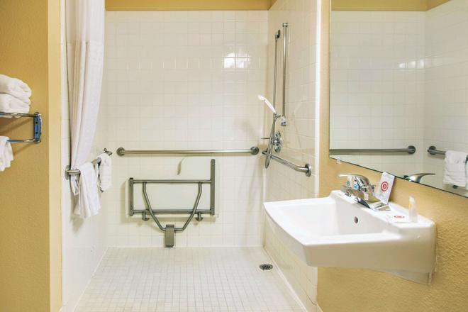 Comfort Inn & Suites San Francisco Airport North - South San Francisco - Bathroom