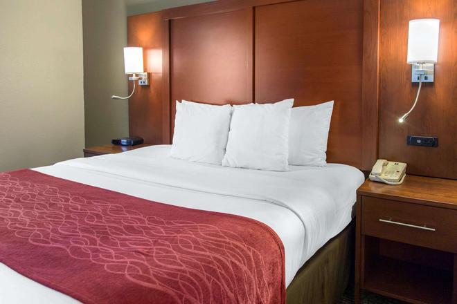 Comfort Inn & Suites San Francisco Airport North - South San Francisco - Bedroom