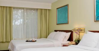 SpringHill Suites by Marriott Sarasota Bradenton - Sarasota - Bedroom