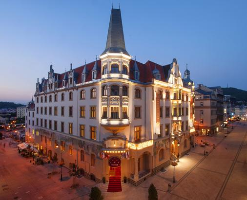 Grandhotel Ambassador Narodni Dum - Κάρλοβυ Βάρυ - Κτίριο