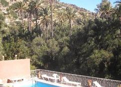 Hotel Restaurant Tifrit - Imouzzer des Ida Ou Tanane - Pool