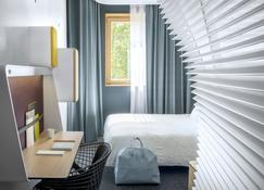 OKKO Grenoble Jardin Hoche - גרנובלה - חדר שינה