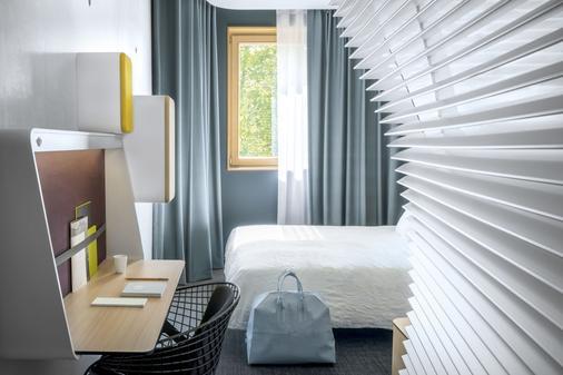 OKKO Grenoble Jardin Hoche - Grenoble - Makuuhuone