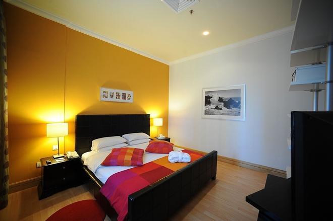 科爾尼瑟酒店及套房 - 沙米亞 - 科威特 - 臥室