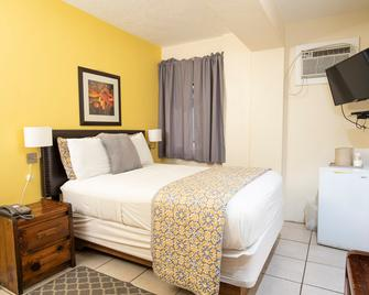 Bunker Hill Hotel - Saint Thomas Island - Bedroom