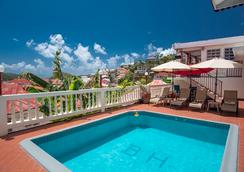 Bunker Hill Hotel - Saint Thomas Island - Pool