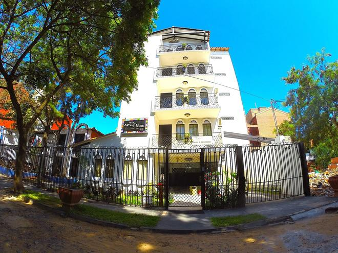 Arthaus Boutique Hotel - Asuncion - Toà nhà