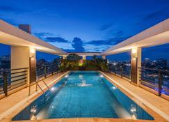 City View Apartment - Phnom Penh - Pool
