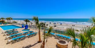 Holiday Inn Oceanfront At Surfside Beach - Surfside Beach - Playa
