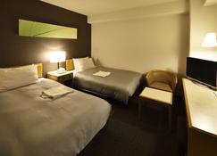 Hotel Resol Machida - Machida - Bedroom