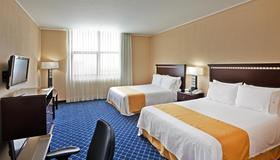 Holiday Inn Express Mexico Santa Fe - מקסיקו סיטי - חדר שינה