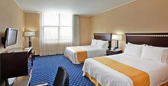 Holiday Inn Express Mexico Santa Fe - Mexico City - Bedroom