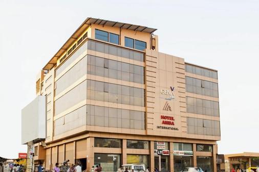 Genx Jodhpur - Τζοντχπούρ - Κτίριο