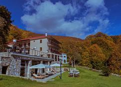 Manthos Mountain Resort & Spa - Chania (Volos) - Budynek