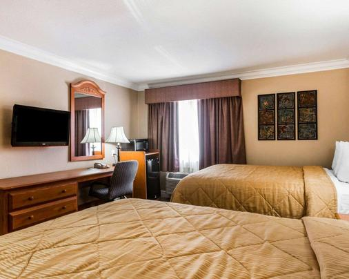 Quality Inn & Suites Atlanta Airport South - College Park - Bedroom