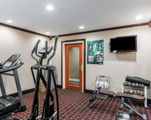Quality Inn & Suites Atlanta Airport South - College Park - Gym