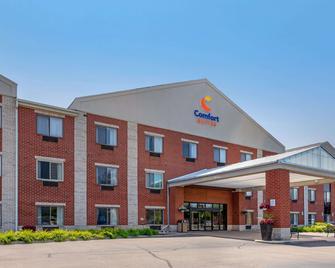 Comfort Suites - Southfield - Gebäude