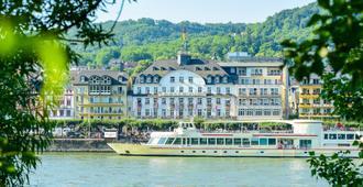 Bellevue Rheinhotel - Boppard - Vista esterna