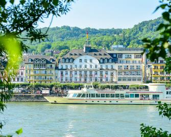 Bellevue Rheinhotel - Boppard - Outdoors view