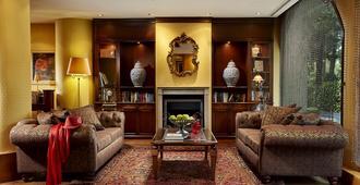Rodos Park Suites & Spa - Rodas - Sala de estar