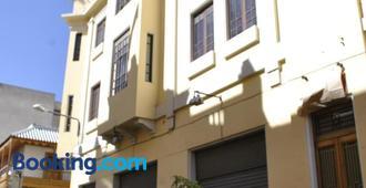 Maison verte - Arequipa - Building