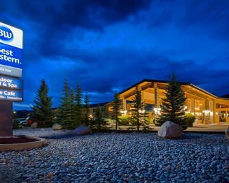 Best Western Vista Inn - Buena Vista - Building