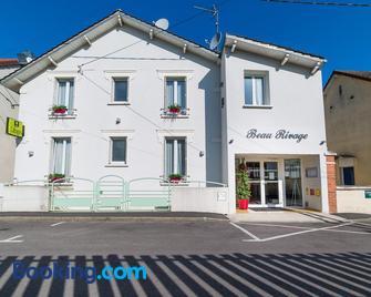 Beau Rivage - Ножан-сюр-Сен - Building