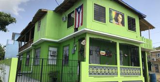 Vieques Hostel Good Vibe House - Вьекес
