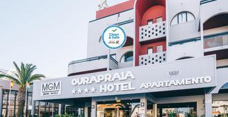 Muthu Oura Praia Hotel - Albufeira - Bygning