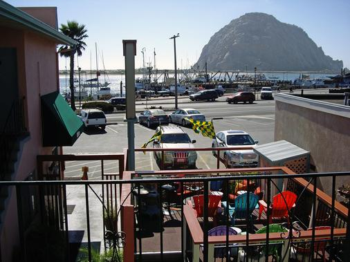 Bayfront Inn at the Waterfront - Morro Bay - Balkon