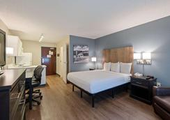Extended Stay America - Charlotte - Pineville - Park Rd - Σάρλοτ - Κρεβατοκάμαρα