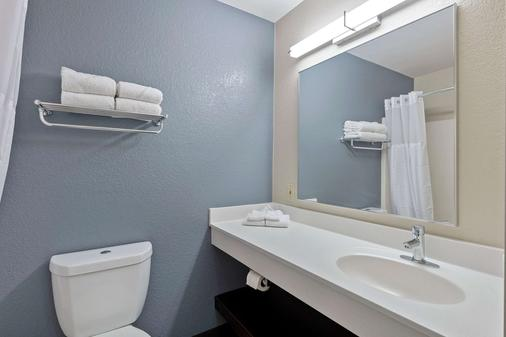 Extended Stay America - Charlotte - Pineville - Park Rd - Σάρλοτ - Μπάνιο